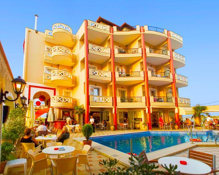 Hotel Evilion & Stilvi