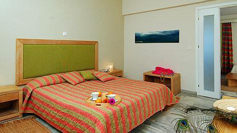 Hotel Makryammos Bungalows