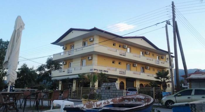 Akrothalassia Hotel