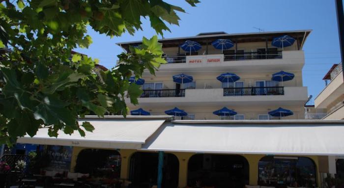 Pantheon Beach Hotel