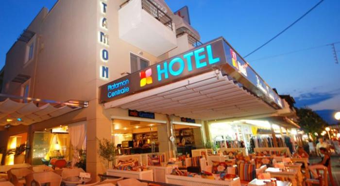 Hotel Platamon Centrale